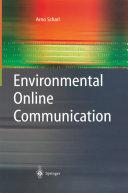 Environmental Online Communication