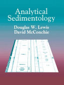 Cover of Analytical Sedimentology