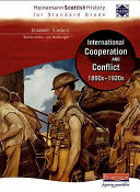 International Co-Operation and Conflict 1890s-1920s