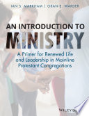 An Introduction to Ministry Book