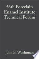 56th Porcelain Enamel Institute Technical Forum Book PDF