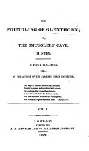 The Foundling of G   Or the Smugglers  Cave  A Novel  By the Author of the Farmer s Three Daughters
