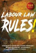 Labour Law Rules! Third Edition [Pdf/ePub] eBook