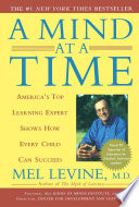 """""""A Mind at a Time"""" by Mel Levine"""