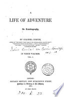 A life of adventure  an autobiography Book