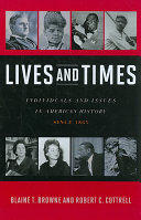 Lives and Times Book