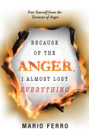 Because of the Anger  I Almost Lost Everything