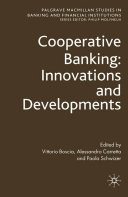 Cooperative Banking  Innovations and Developments