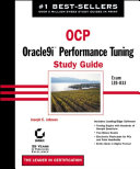 OCP  Oracle9i Performance Tuning Study Guide