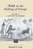 Asia in the Making of Europe ebook