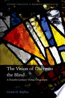 The Vision of Didymus the Blind