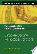 Demonstrating Your Clinical Competence in Cardiovascular and Neurological Conditions Book