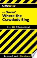 CliffsNotes on Owens  Where the Crawdads Sing