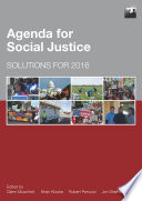 Agenda for Social Justice