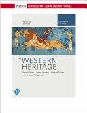The Western Heritage  Volume 1
