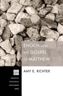 Enoch and the Gospel of Matthew