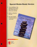Loose Leaf Strategic Management  Text and Cases