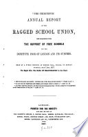 Annual Report Of The Ragged School Union
