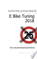 E Bike Tuning 2018