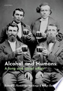 Alcohol and Humans