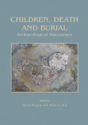 Pdf Children, Death and Burial Telecharger