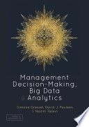 Management Decision Making  Big Data and Analytics