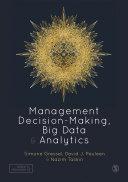 Management Decision Making  Big Data and Analytics