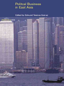 Cover of Political Business in East Asia