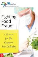 Fighting Food Fraud Book
