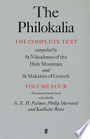 The Philokalia