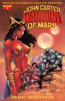 John Carter: Warlord of Mars #2