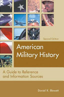 American Military History Book