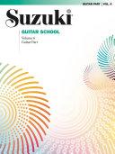 Suzuki Guitar School   Volume 6