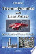 Thermodynamics And Heat Power Eighth Edition Book PDF