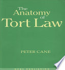 The Anatomy of Tort Law