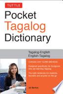Download Tuttle Pocket Tagalog Dictionary Pdf