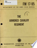The Armored Cavalry Regiment