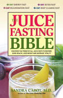 The Juice Fasting Bible Book PDF