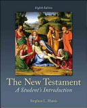 The New Testament  A Student s Introduction