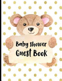 Baby Shower Guest Book Book PDF