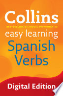 Easy Learning Spanish Verbs  Collins Easy Learning Spanish  Book PDF