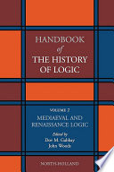 Mediaeval and Renaissance Logic Book