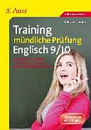 Training mündliche Prüfung Englisch Klasse 9-10