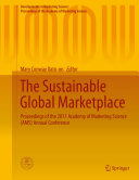 The Sustainable Global Marketplace: Proceedings of the 2011 Academy ...