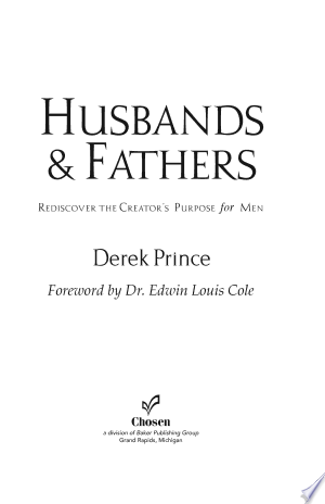 Download Husbands and Fathers Free Books - Dlebooks.net