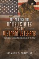The Apology the United States Owes the Vietnam Veterans Pdf/ePub eBook