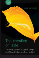 Pdf The Invention of Taste Telecharger