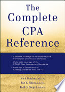 The Complete CPA Reference Book