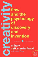 Creativity : the psychology of discovery and invention