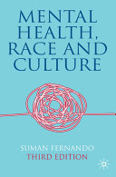 Mental Health, Race and Culture